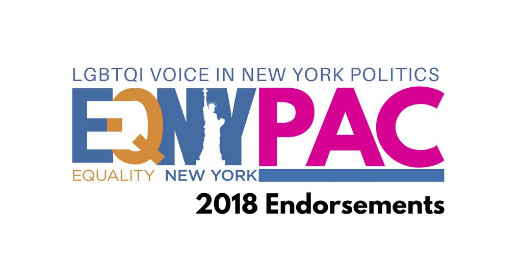 2018 Congressional Primary Endorsements