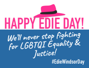 Edie Windsor Day June 20